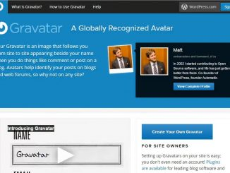 How to use Gravatar