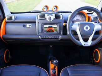Smart Car Technology & The Internet of Things