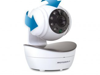 Baby Monitor as a Security System