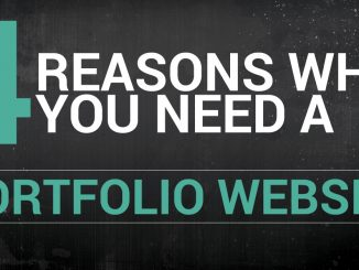 rose hosting why you need a portfolio website