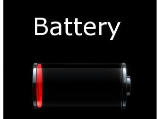 Phone battery life
